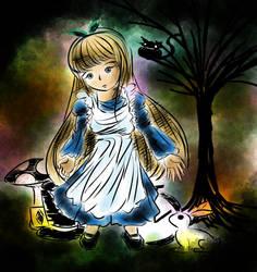 Alice by hyouma01