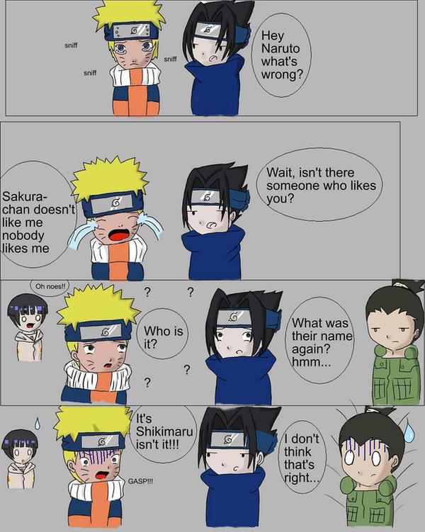 funny naruto comics. Naruto comic by ~Ten-ten18 on