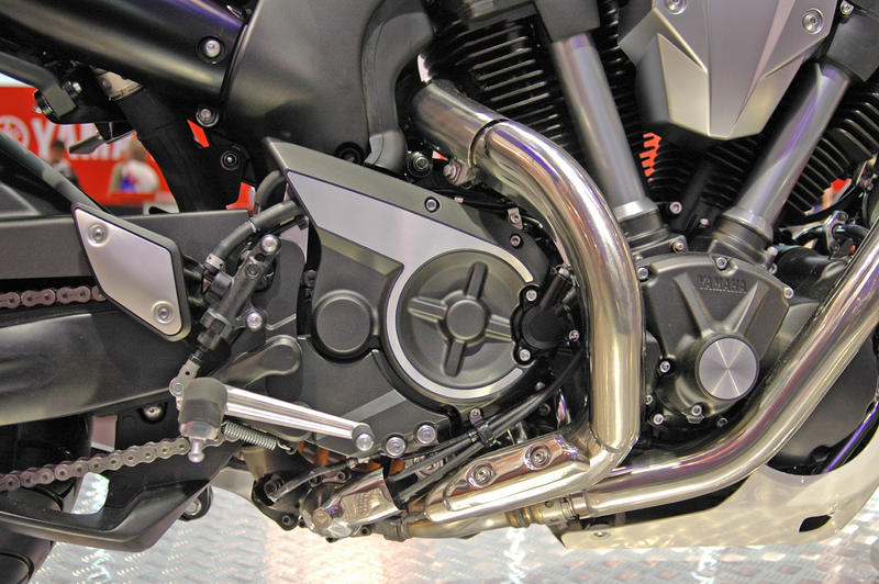 Yamaha Motorcycle details 5 by BlokkStox