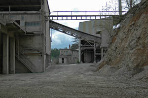 Ardennes_053 Quarry Factory by BlokkStox