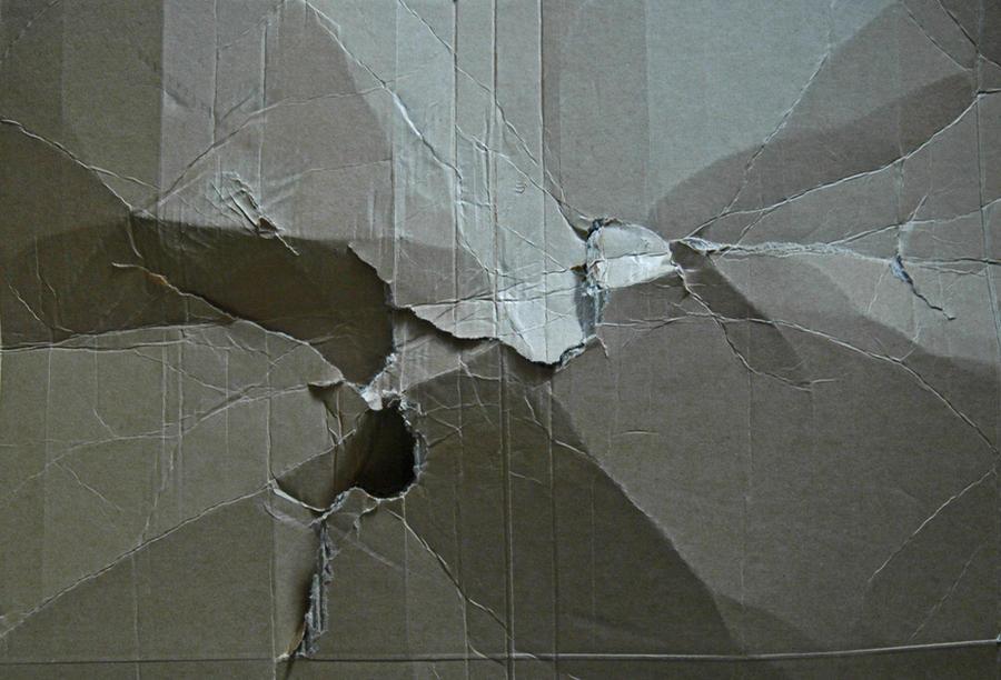 Battered Cardboard_007 by BlokkStox