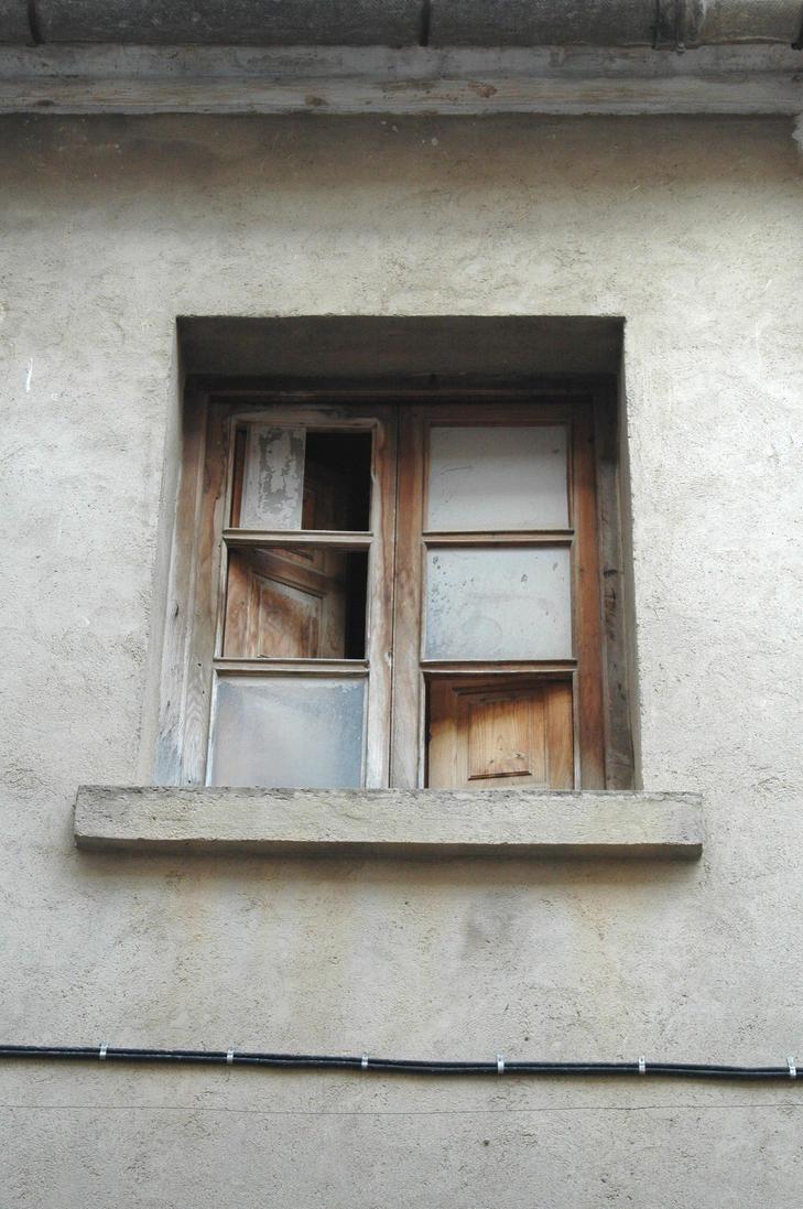 Old Window by BlokkStox