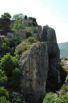 Castle of guadelest 2