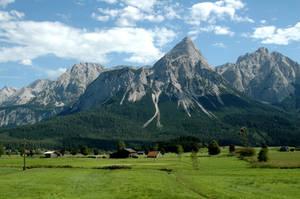 Austrian Alps 6 by BlokkStox