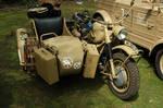 BMW R75 Sidecar WW2
