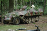 SdKfz 251 D Halftrack