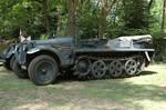 SdKfz 10 1 ton Halftrack 2