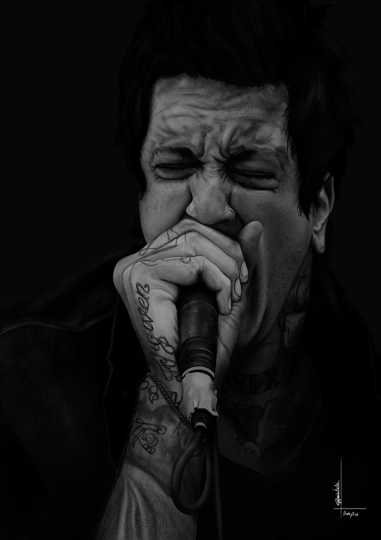 Austin carlile digital drawing portrait by ambylise on - Austin carlile wallpaper ...