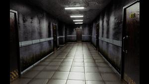 The Sanatorium - The last room left.