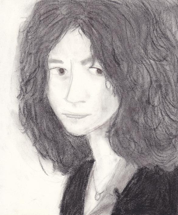 Marc Bolan ... by caspisan