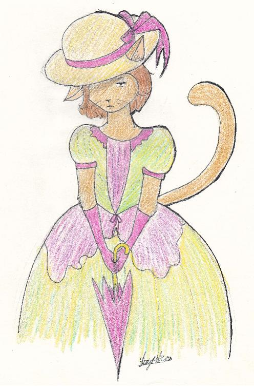 And another cat by caspisan