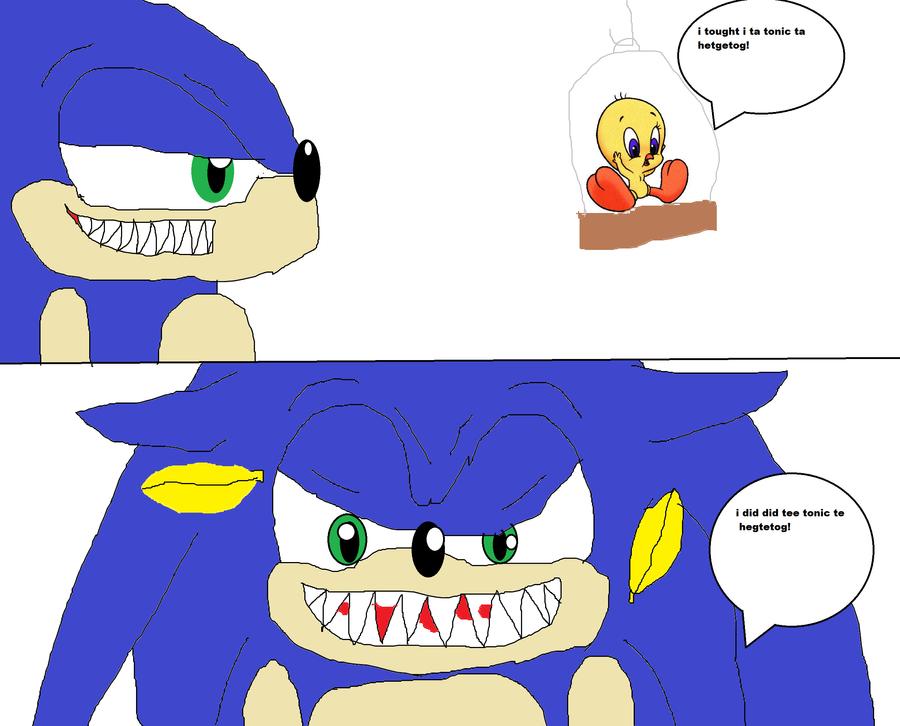 Sonic Vore Deviantart