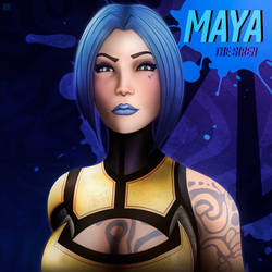 [SFM-Scrap] Maya The Siren TF2 Style(maybe.)