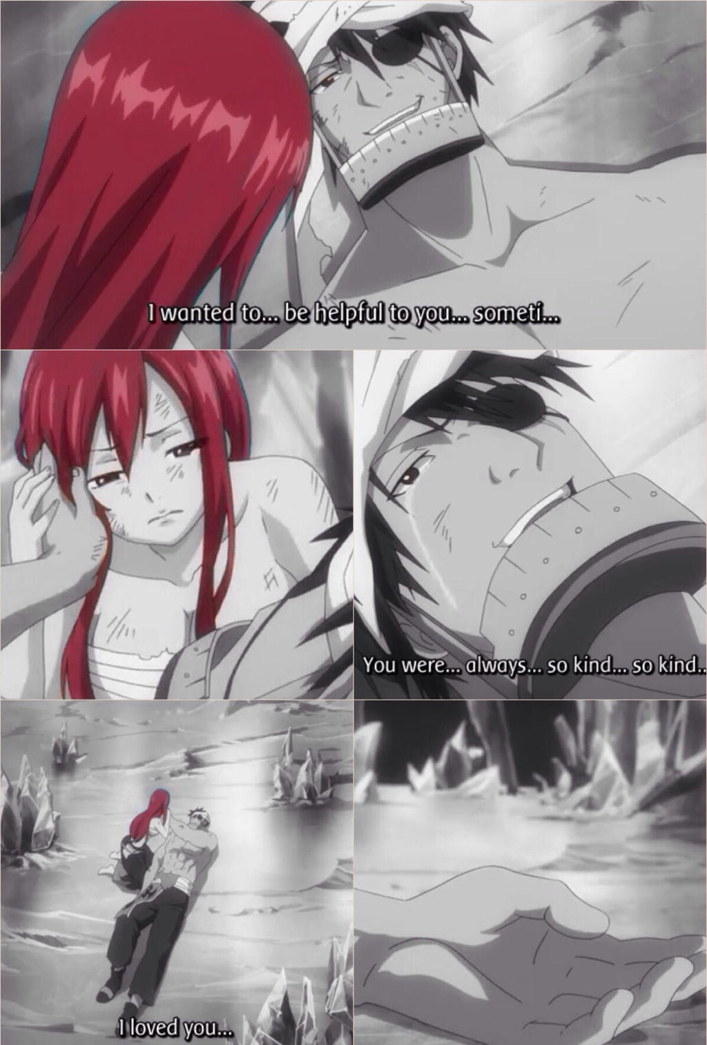 Simon's Death (Fairy Tail) by TheGoldenMember123