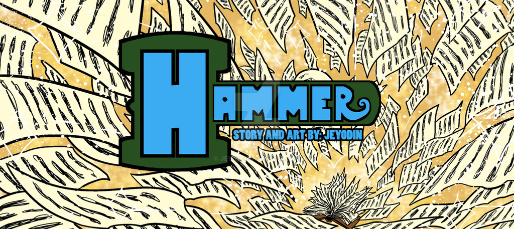 THE OFFICIAL HAMMER WEBPAGE by Jey09