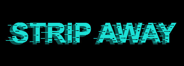 Strip Away Text