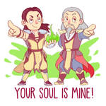 Your Soul is Mine !