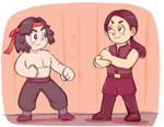 Liukang vs. Shangtsung