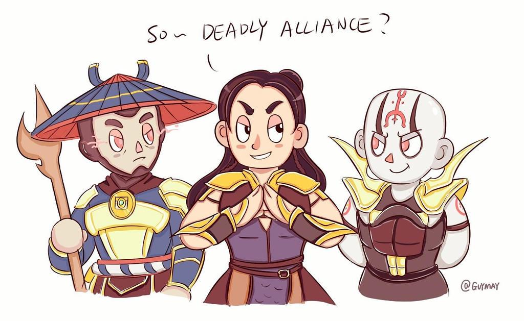Deadly Alliance ?