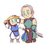 Kidd Thunder and Fujin