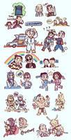 Some MK doodles
