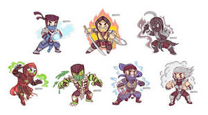 7 Ninjas