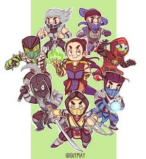 All Hail~Master Shang~