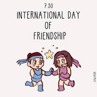 7.30 International Day of Friendship