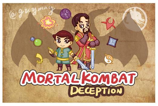 MK Deception and Zelda