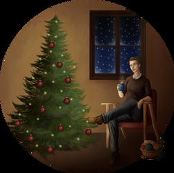 PK: Secret Santa by Szejdi-Szejdi