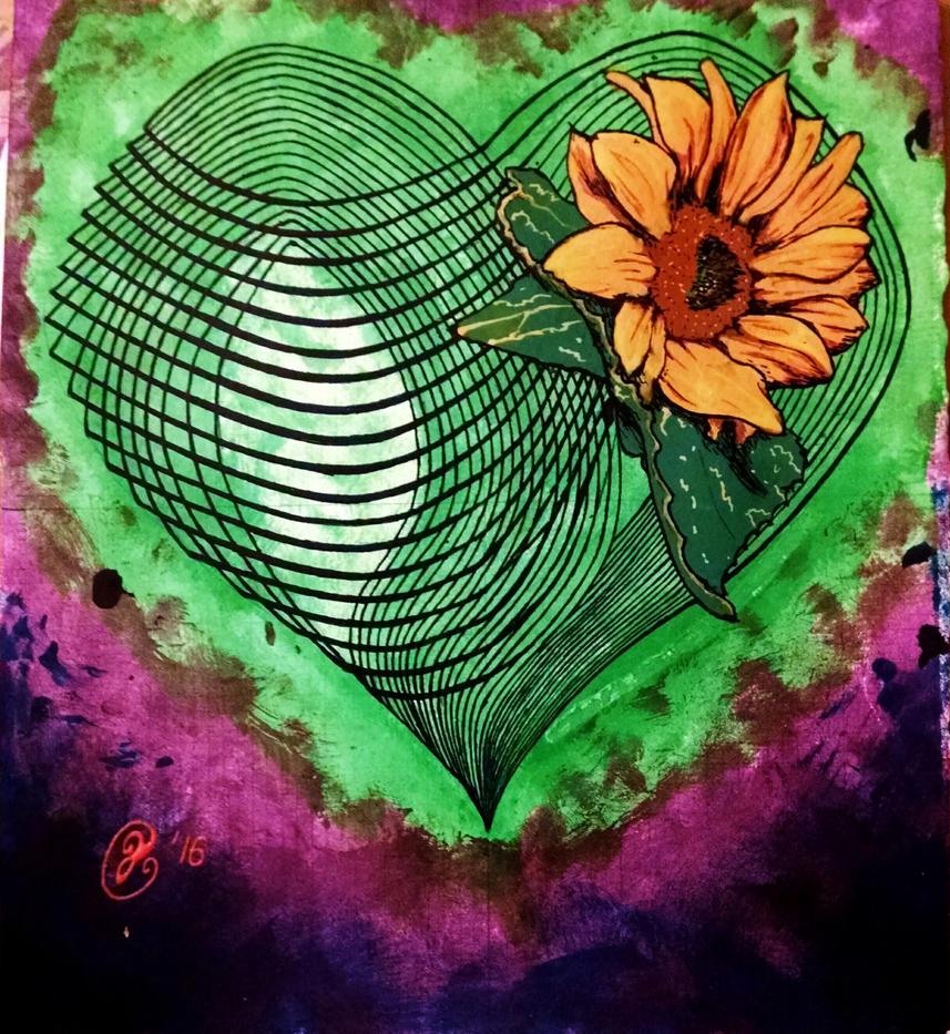 Heart by Deniem