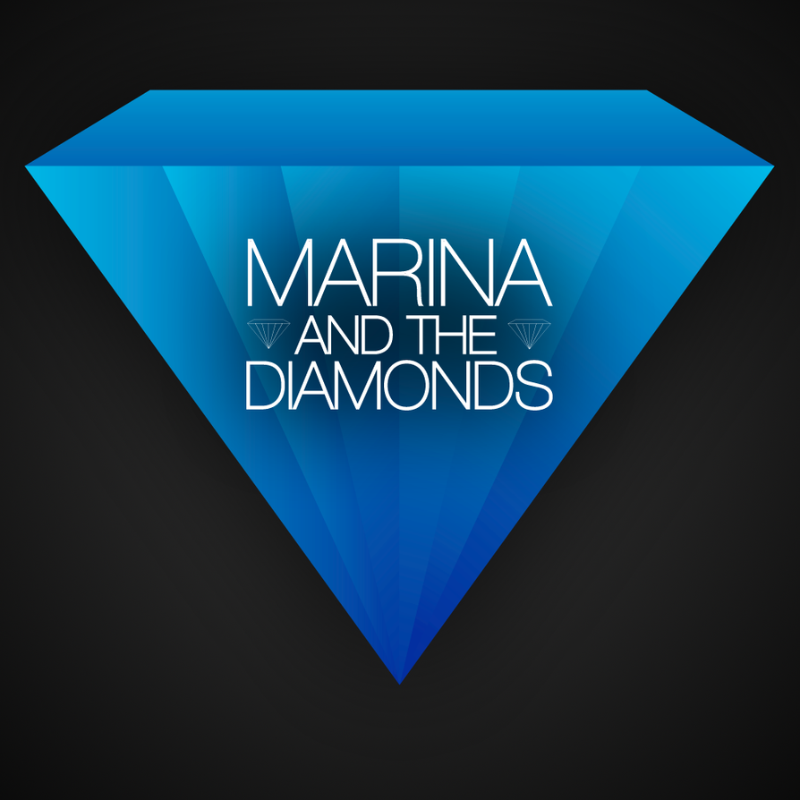marina and the diamonds logo by loveasaconstruct on deviantart
