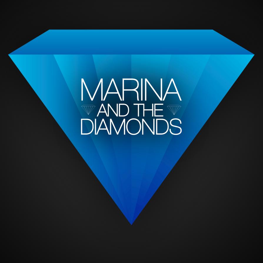 Marina And The Diamonds Logo Marina And The Diamonds Logo