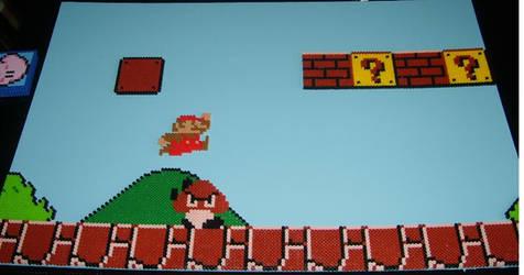 Super Mario World 1-1