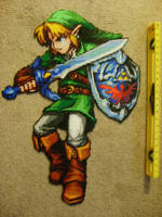 Link Bead Art by ShampooTeacher