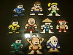 8-Bit Mortal Kombat