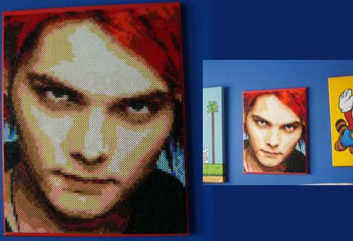 Gerard Way beads