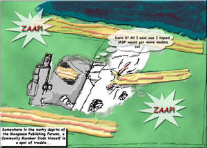 Panel 1 of a Comic