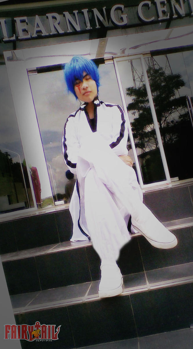 Jellal fernandes from fairy Tail cosplay by faisaluzumaki ...
