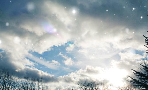 ~ Snowflakes are falling Winter is starting ~ by JoJoAsakura