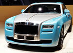 + Rolls Royce Ghost +