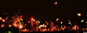~ New Year Sky ~
