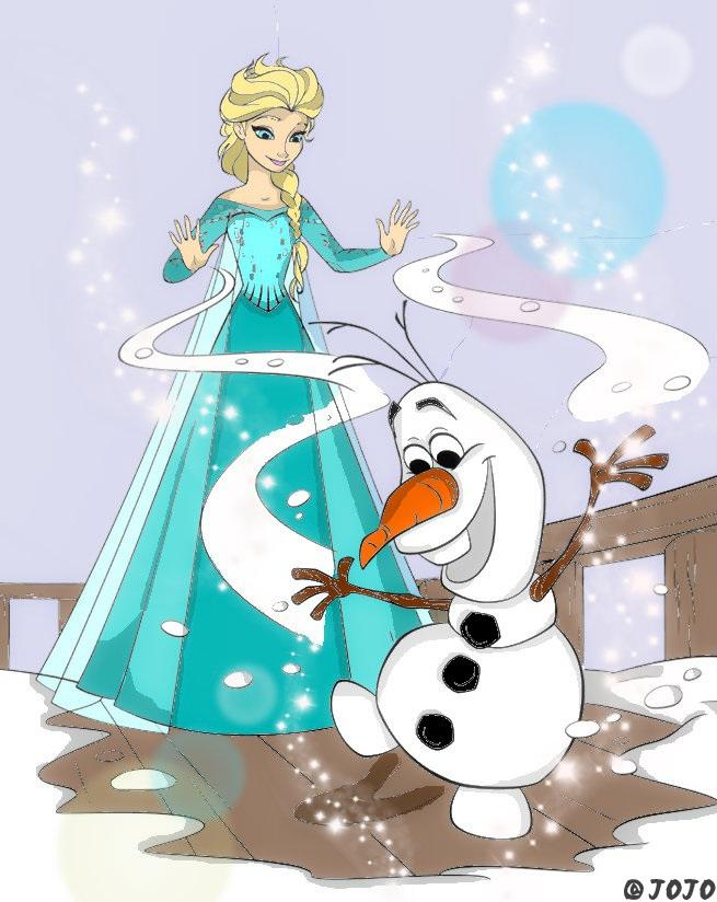 :: How do you build a Olaf :: by JoJoAsakura on DeviantArt