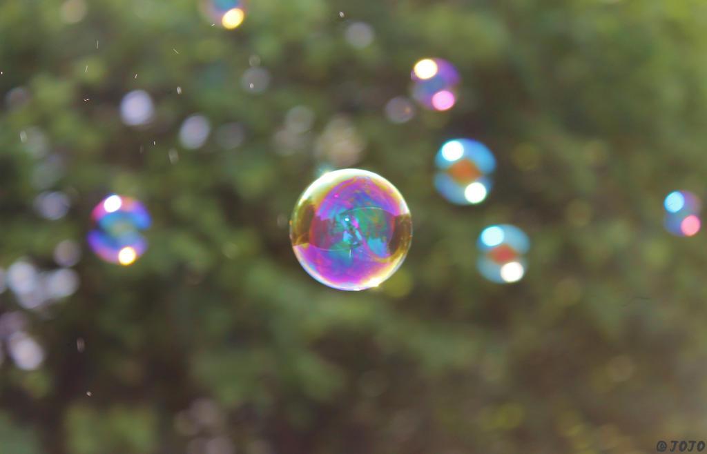 ~ Bursting Bubbles II ~ by JoJoAsakura