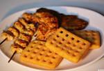 Waffle-Potato