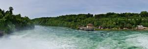 Rheinfall - Panorama