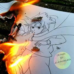 [ Fire Style Jutsu ! ]