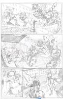 joe pages by johndinc