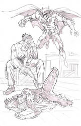 Batman by johndinc