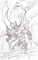 Batmann by johndinc